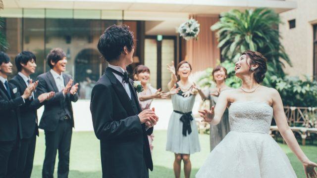 バツイチで、結婚式をする人の割合